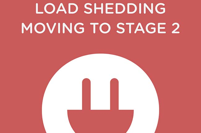 electricity and load shedding Johannesburg - eskom began stage 1 load-shedding on friday morning and said the power cuts would continue until at least 9pm the utility says the outages are the result of protests by its workers .
