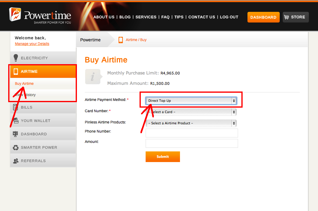 How to buy airtime online for Best websites to buy online