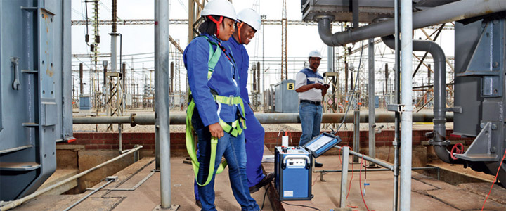 Eskom continues its lights-up project