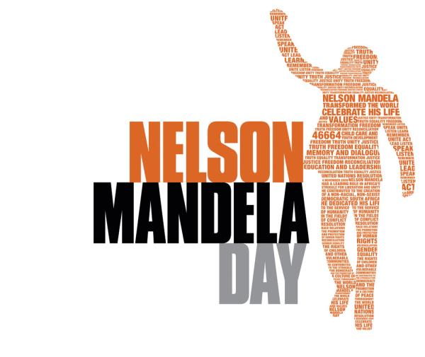 67 minutes for Mandela Day!