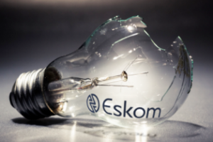 Eskom Broken Light Bulb 1