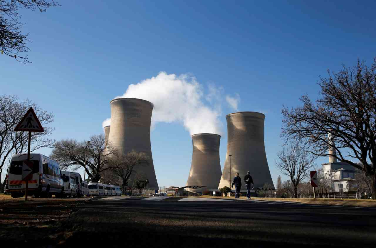 Eskom in a 'heap' of trouble