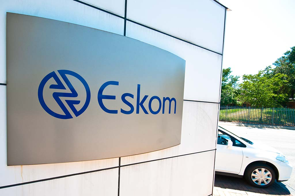 Headquarters of Eskom, Megawatt park, north of Johannesburg. Eskom generates approximately 95% of the electricity used in South Africa and approximately 45% of the electricity used in Africa.