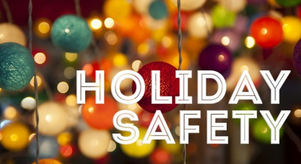 Safety Tips for this Festive Season