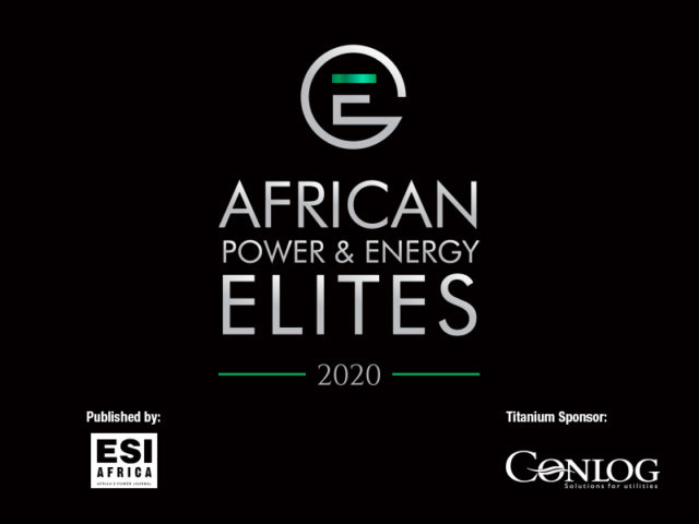 African Power and Energy Elites Awards 2020