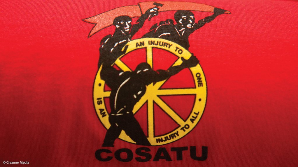 Cosatu wants action to be taken
